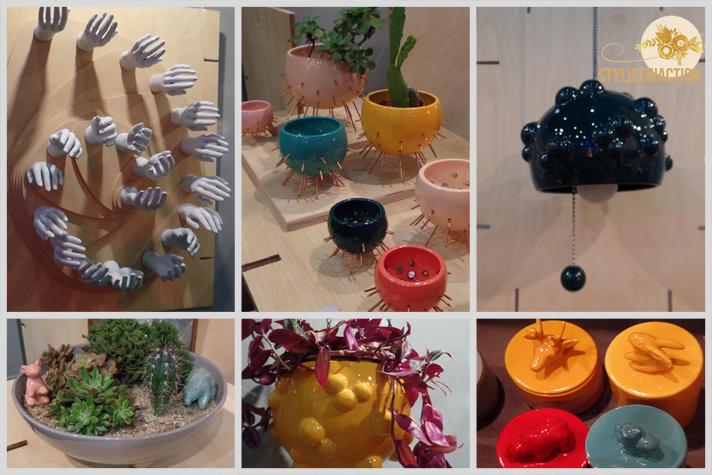 ceramica divina en muchos colores para vestir tu casa