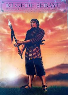 Sejarah Ki Gede Sebayu (Pendiri Tegal)