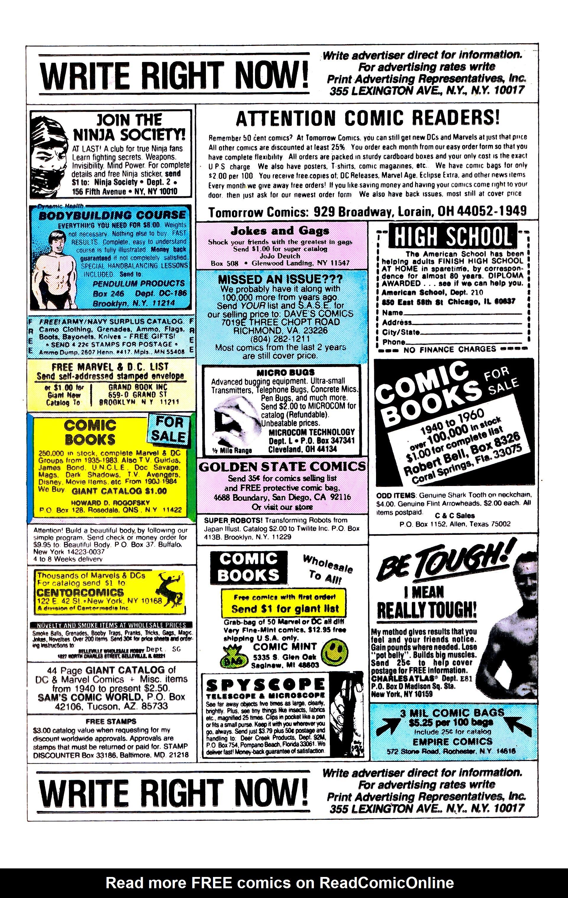 Read online Secret Origins (1986) comic -  Issue #2 - 23