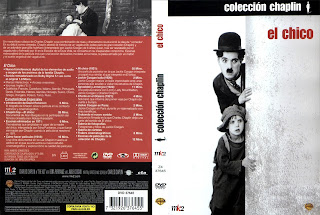 Carátula: El chico (1921) The kid