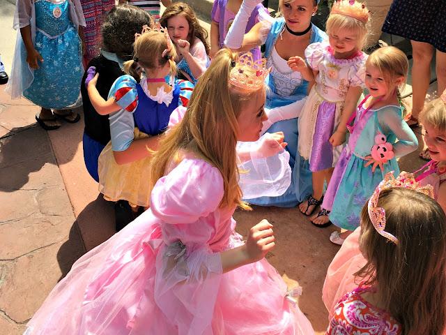 The Melting Pot Littleton Co, Fondue Fairytales, Princess Parties in Denver, Princesses and the Melting Pot
