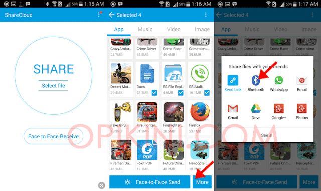ShareCloud V4.7.1.2 APK terbaru