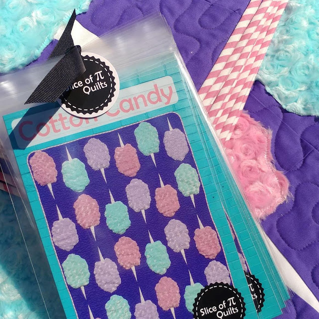 Cotton Candy quilt patterns