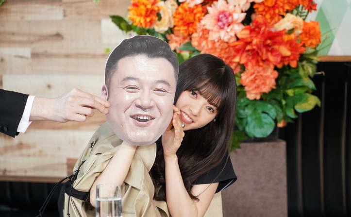 Penampilan Pertama Nogizaka46 Asuka Saito  di Acara Guru Guru Ninety Nine