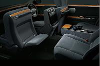 Toyota Century (2019) Interior 3