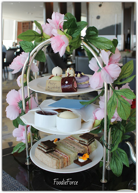 Ting Afternoon tea