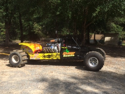 Mud Dragster Truck For Sale
