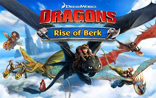 لعبة Dragons: Rise of Berk v 1.29.16 مهكرة للاندرويد [اخر اصدار]