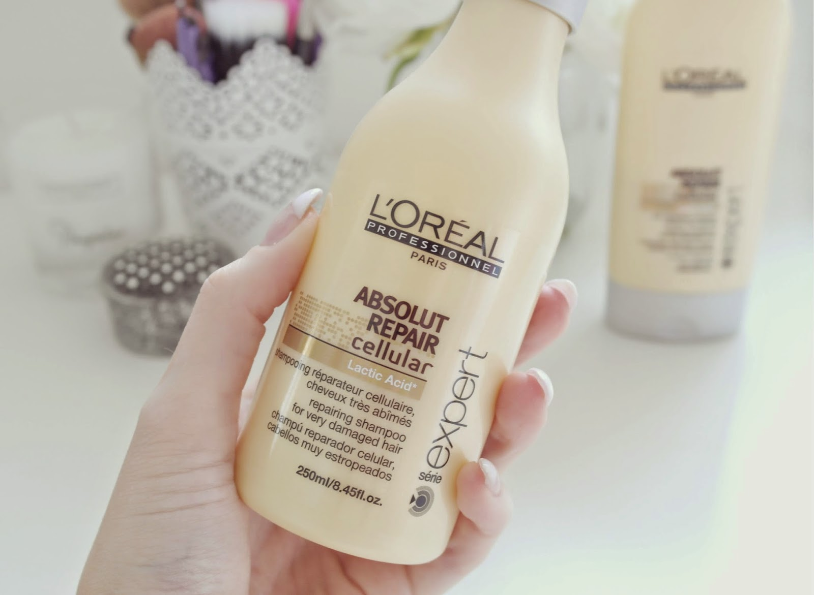 loreal professional absolut repair shampoo review