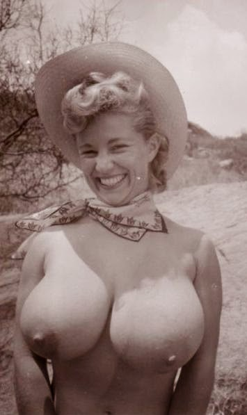 Cow girls big tits nude sorry, that