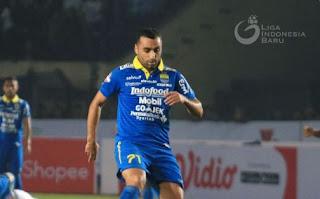 Jelang Semen Padang vs Persib Bandung, Artur Gevorkyan Dipanggil Timnas