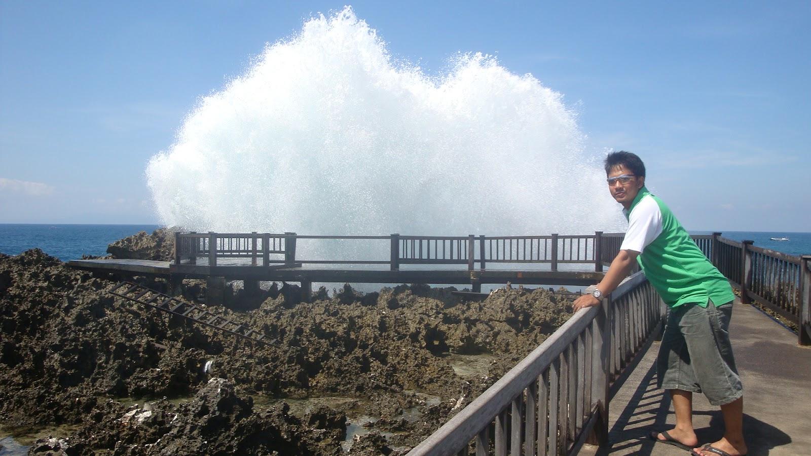 Water Blow Bali