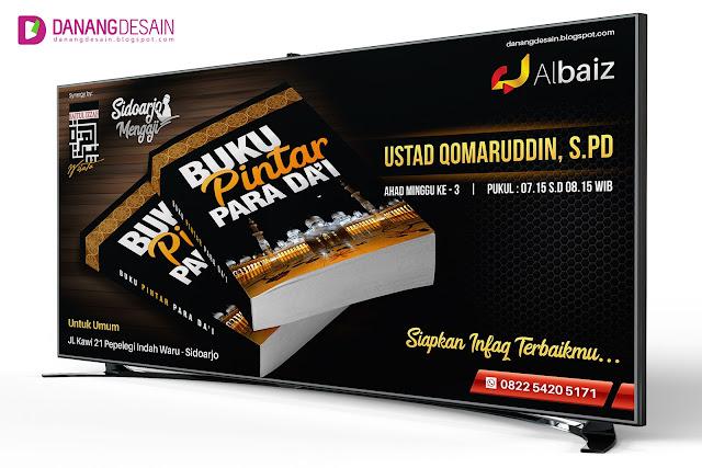 Contoh Desain Iklan Media Digital Islami - Contoh Desain