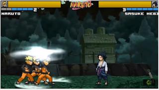 Game Naruto Shippuden Era Shinobi War Apk No Mod Gratis