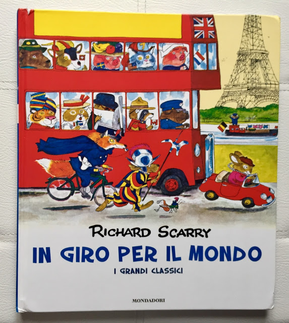 In giro per il mondo di Richard Scarry