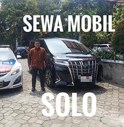 Sewa Mobil Solo