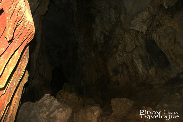 Unexplored paths of Calinawan Cave