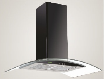Máy hút mùi Faster FS 3388C2 Black 70 /90