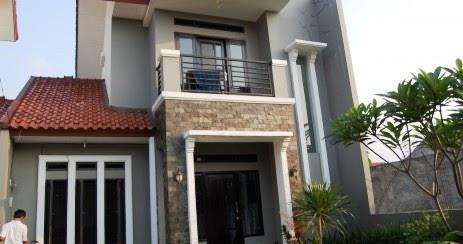 30 info desain eksterior rumah minimalis dengan batu alam
