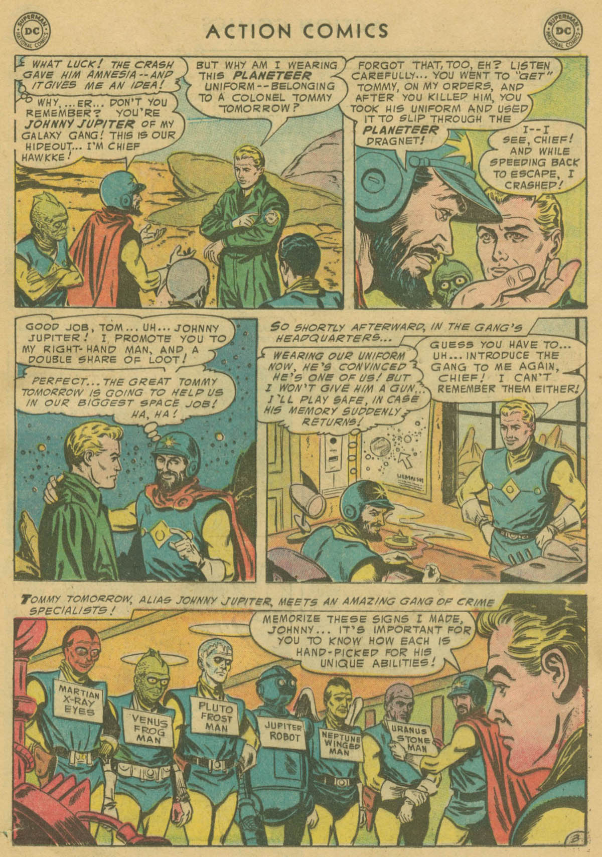Read online Action Comics (1938) comic -  Issue #208 - 18