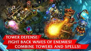 Defender TD Origins Apk Mod