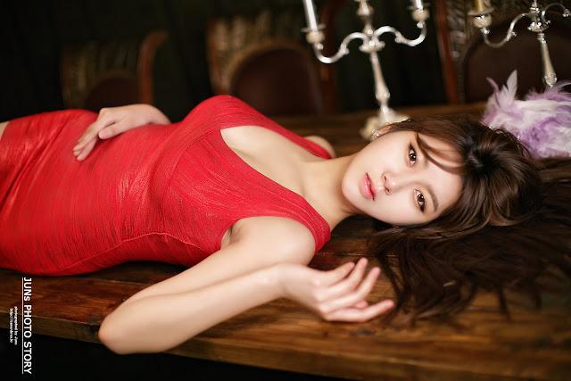 2 Ban Ji Hee - very cute asian girl-girlcute4u.blogspot.com