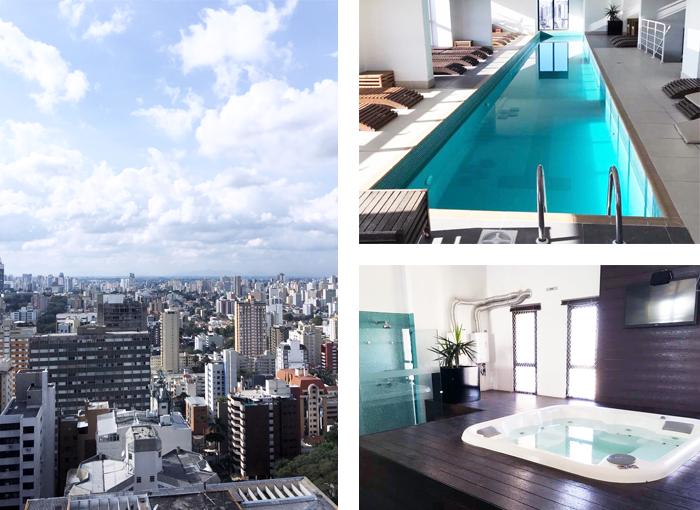 Edifício Sky em Curitiba