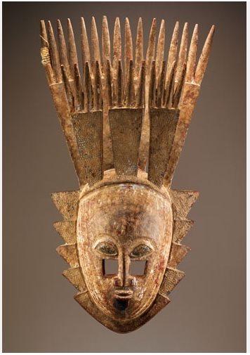 Yoruba mask, Nigeria