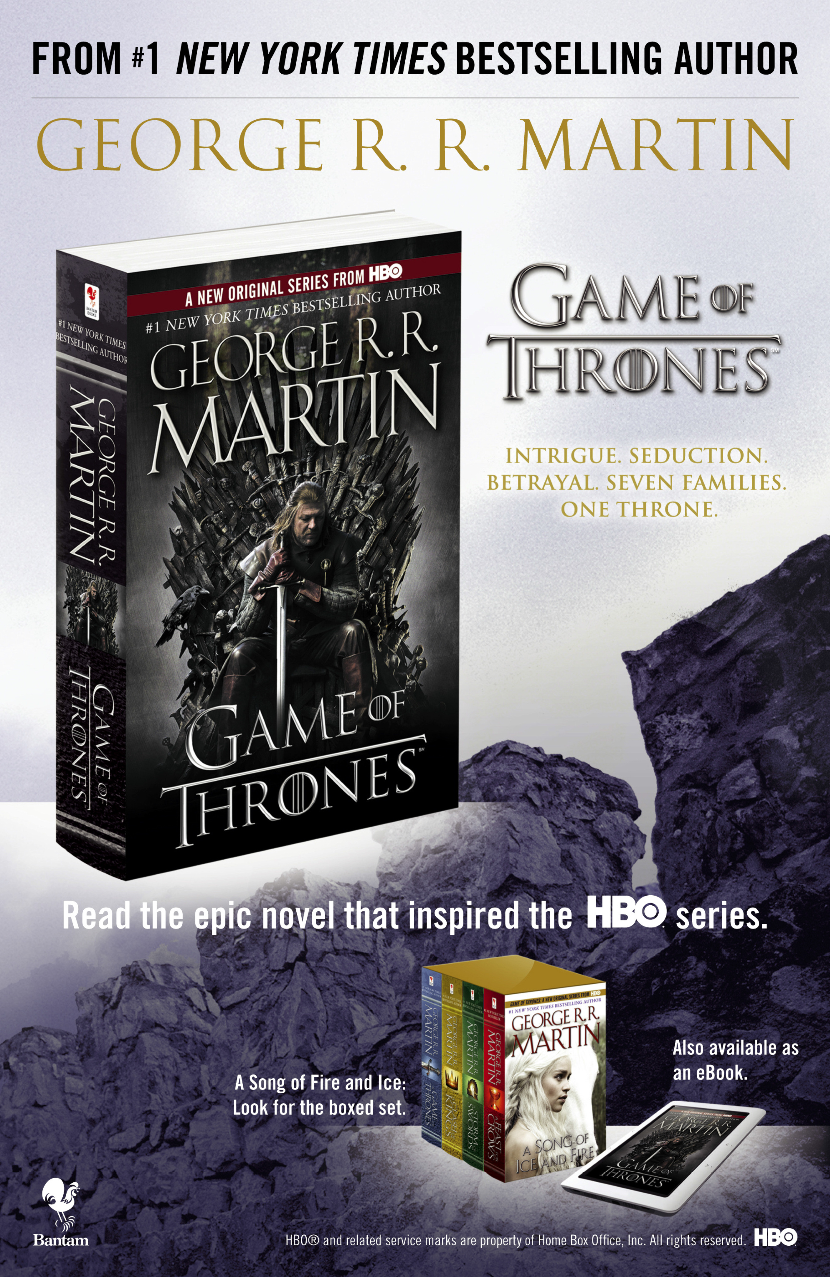 Read online A Game Of Thrones comic -  Issue #2 - 32
