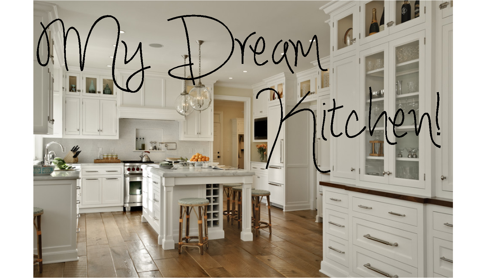 {jessica stout design} getting my dream kitchen ..kind of!