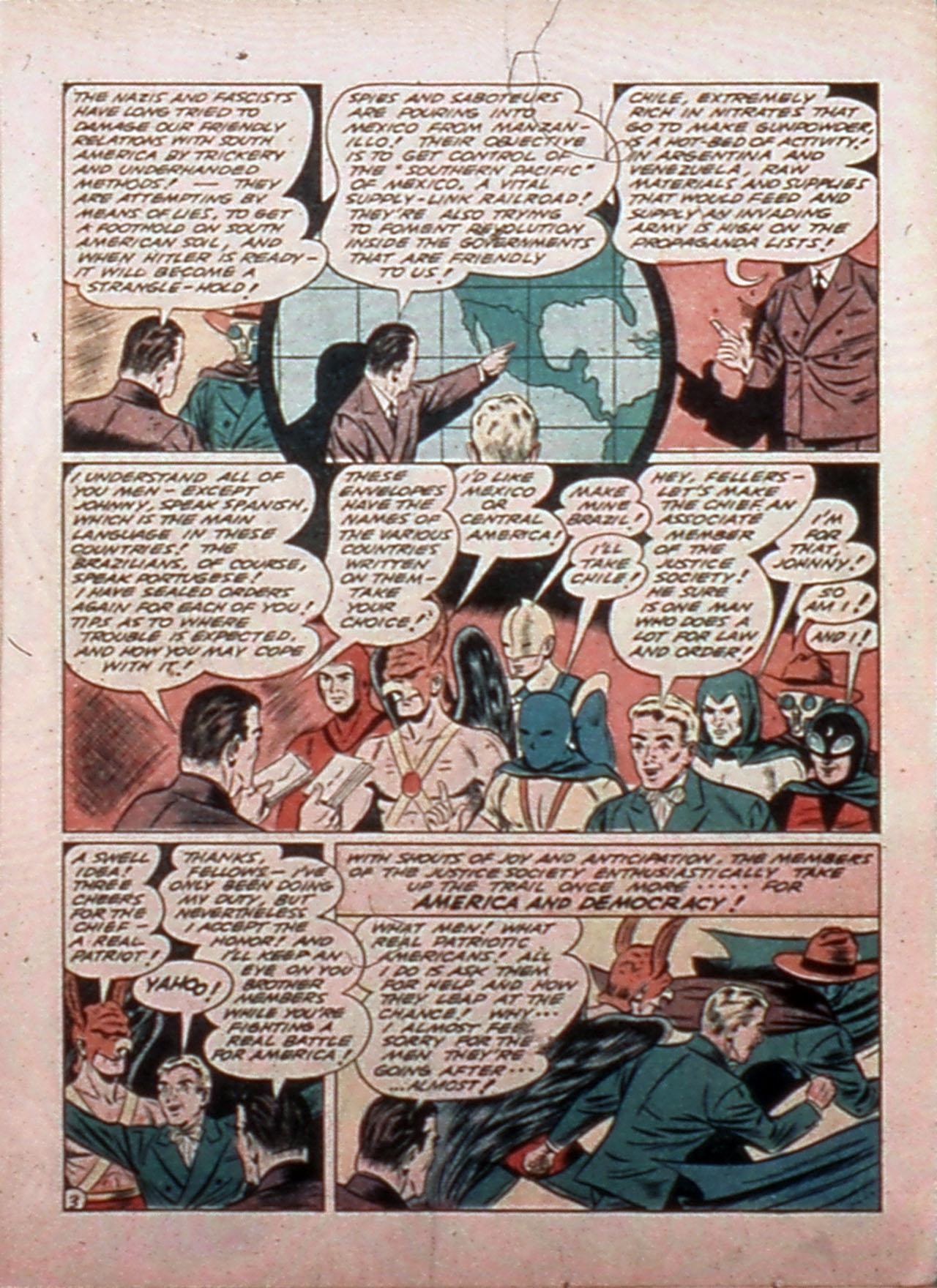 Read online All-Star Comics comic -  Issue #9 - 5