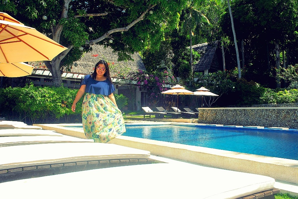 Lap Pool Buri Resort and Spa