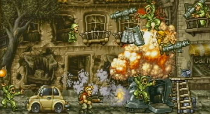 Metal Slug Collection pc free download no