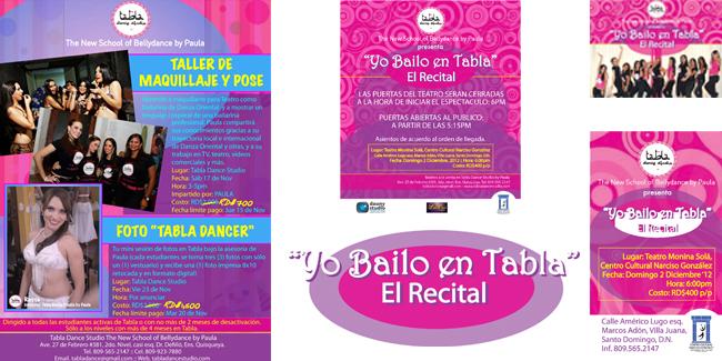 Festival Show Bellydance Republica Dominicana Santo Domingo Danza Oriental belly dance