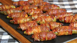 Smoked Chicken Jalapeno Poppers