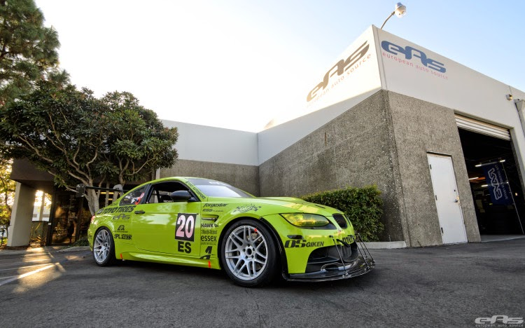 Yost Autosport BMW M3 Race Car ~ Big Motoring World