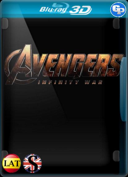 Vengadores: Infinity War (2018) 3D SBS LATINO/INGLES