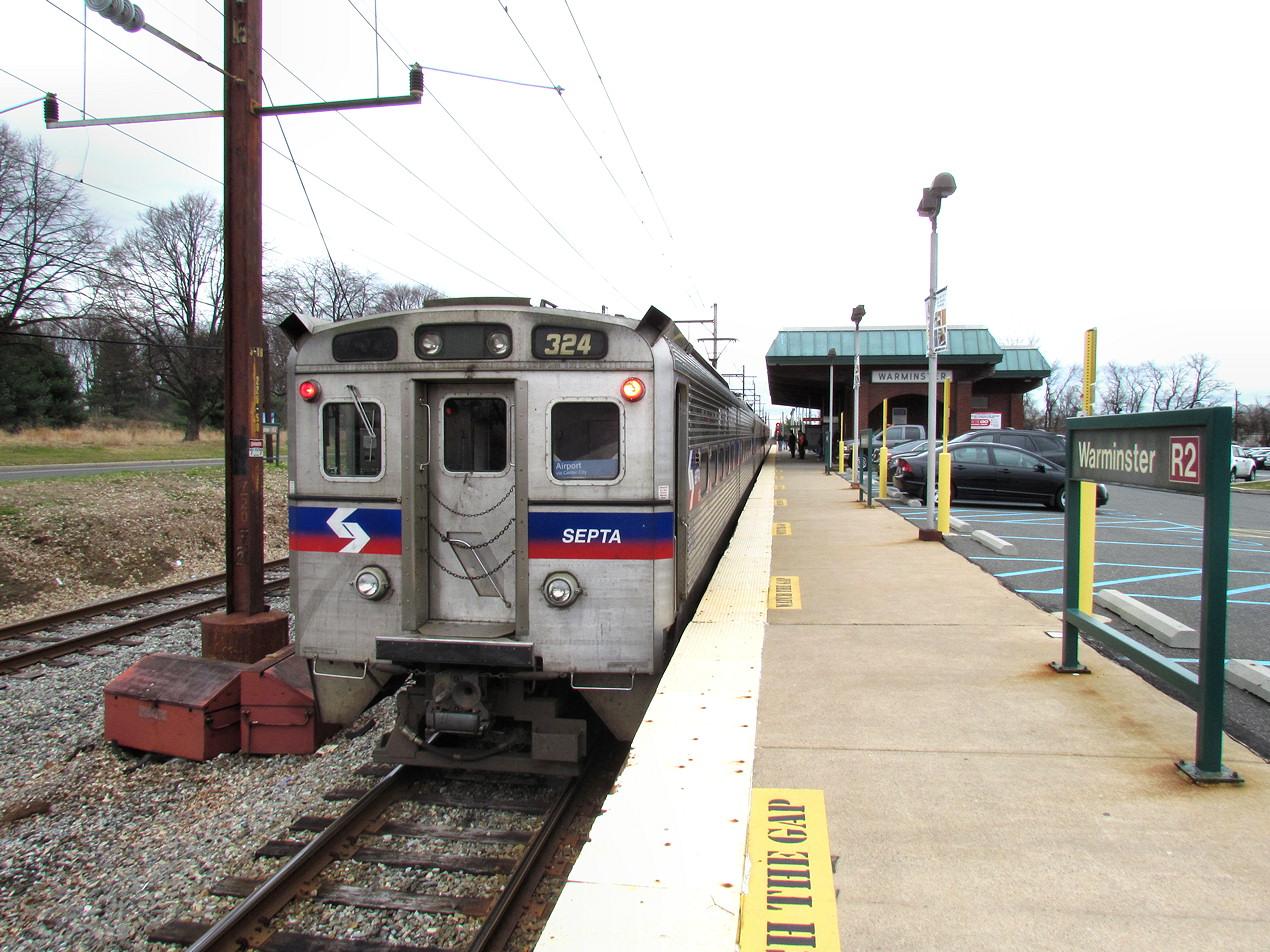 Jersey Mikes Rail Adventures 111227 PHOTOS SEPTA Mid