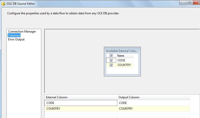 SQL and Business Intelligence Solutions: Use temp table