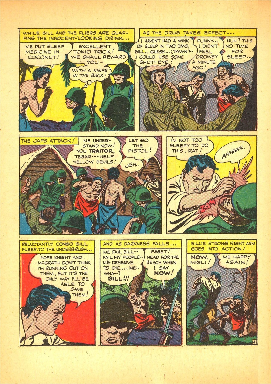 Read online Action Comics (1938) comic -  Issue #72 - 35