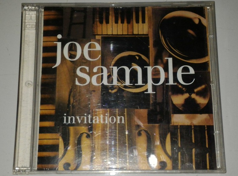 Cd joe sample invitation gudang musik shop artist joe sample album invitation format cd audio cd original number of disc 1 disc rilis 1993 label warner bros records inc stopboris
