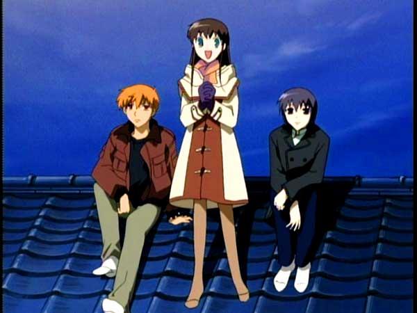 Fruits Basket - Rekomendasi anime shoujo terbaik dan populer