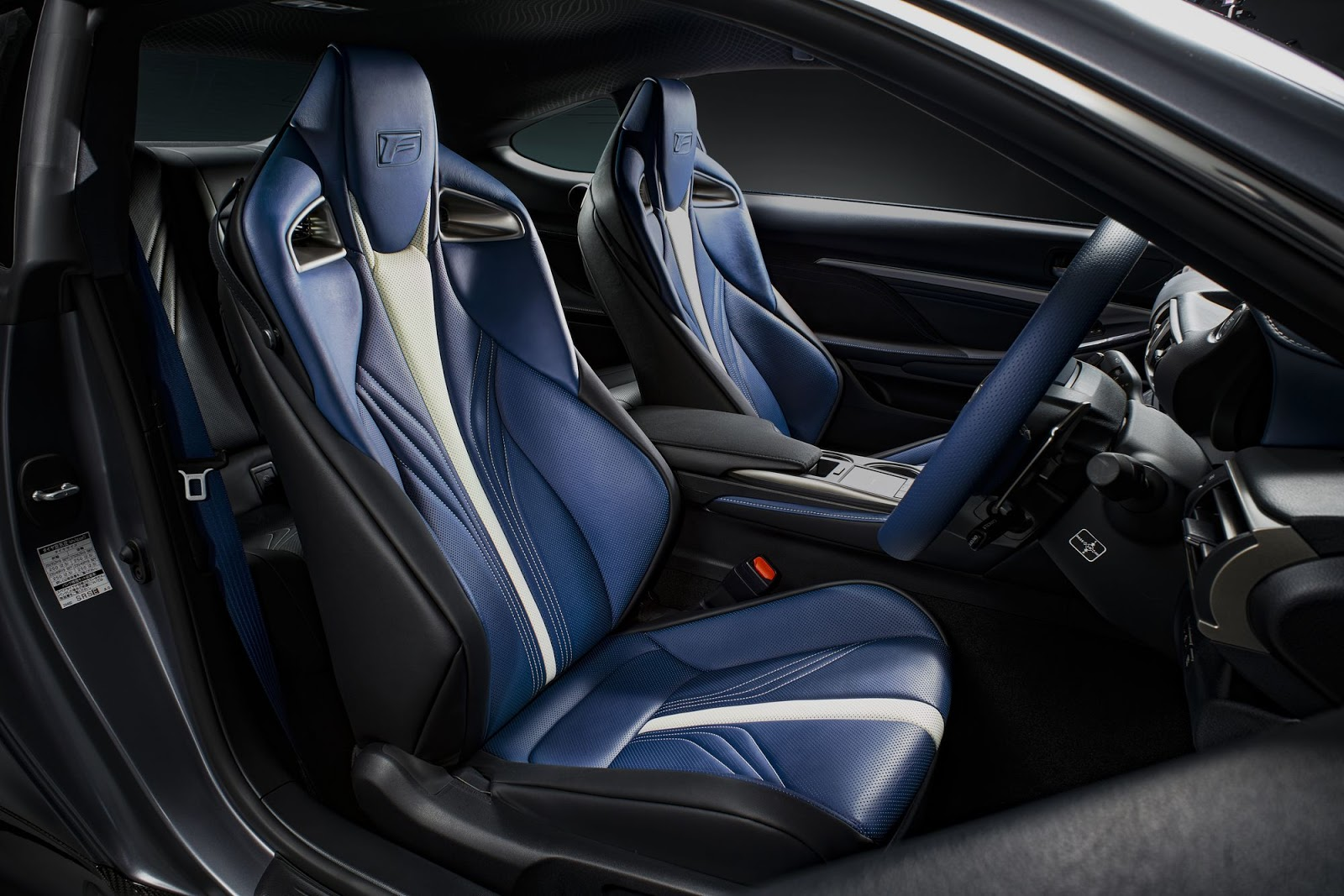 Lexus Celebrates 10 Years Of 'F' With Special RC F And GS ...