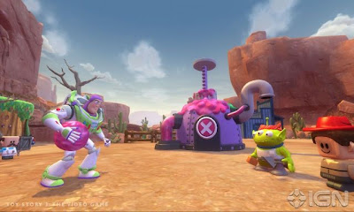 Free Download Game Toy Story 3 Full Version For PC