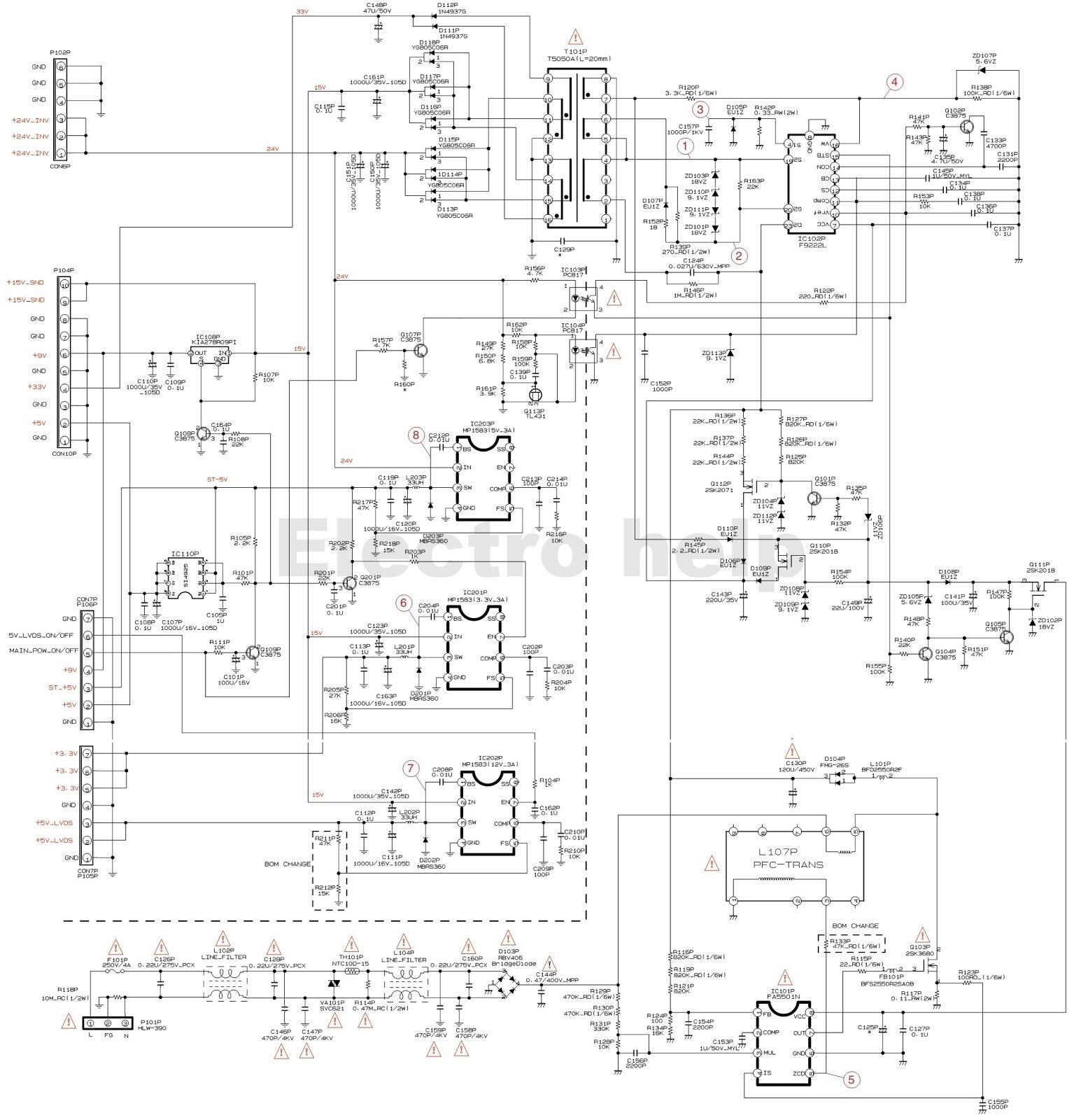 WRG-6242] John Deere 133 Wiring Diagram on