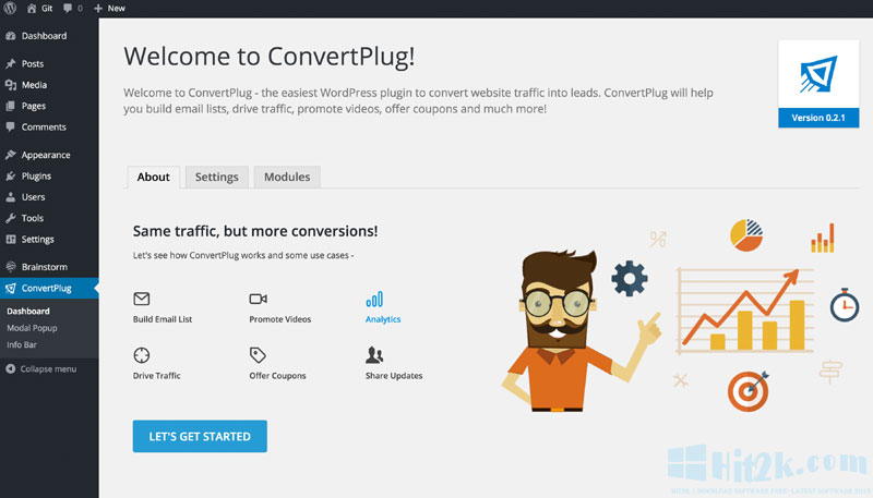ConvertPlug 2.3.0 WordPress Popups Plugin Extended License