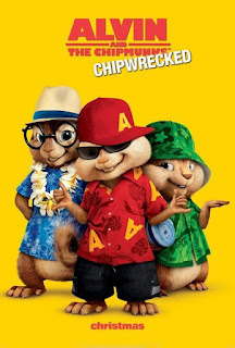 Alvin y las ardillas 3<br><span class='font12 dBlock'><i>(Alvin and the Chipmunks: Chip-Wrecked (Alvin and the Chipmunks 3) )</i></span>