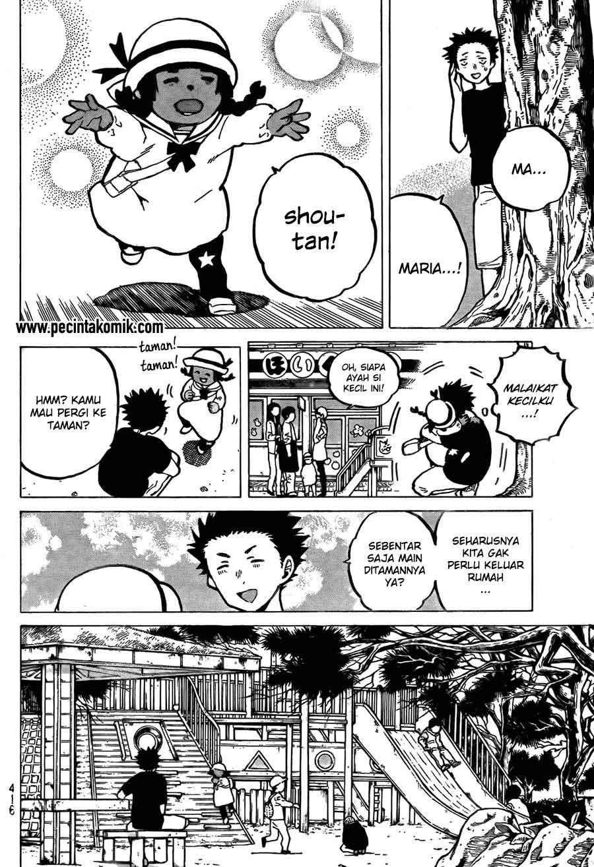 Koe no Katachi Chapter 12-9
