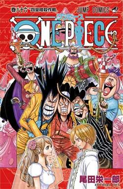 Ver Descargar One Piece Manga Tomo 86