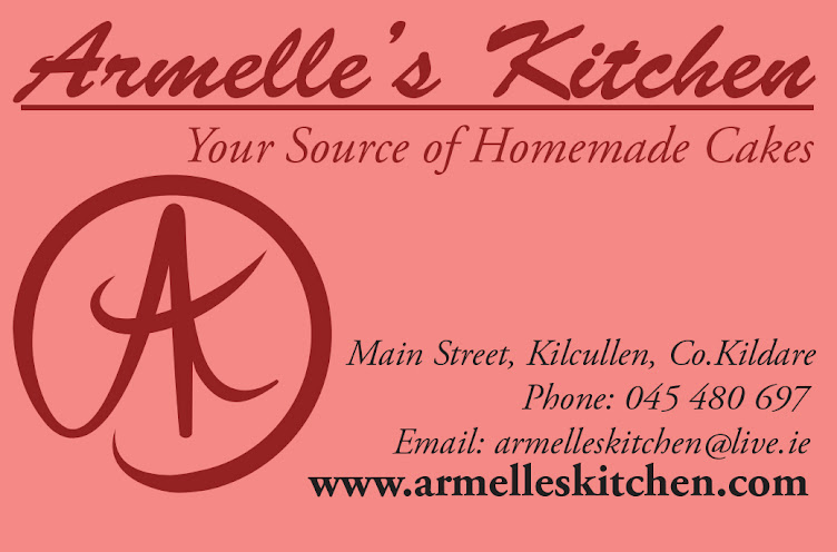 Armelle's Kitchen - Your Source of Homemade Cakes